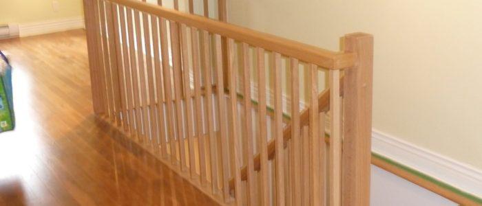 Création Rénovation nouvel escalier